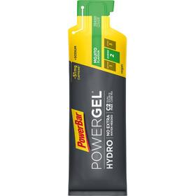 PowerBar PowerGel Hydro Box 24 x 67ml, Mojito with Caffeine